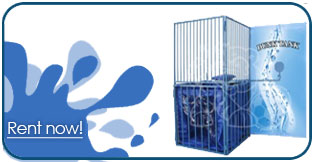 dunk tank rentals houston texas water games