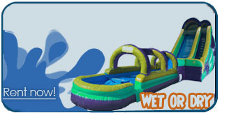 water slide rentals houston texas