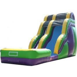 (B) 22ft Wave Water Slide