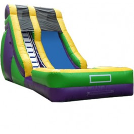 (B) 18ft Screamer Water Slide