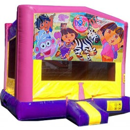 (C) Dora The Explorer Moonwalk