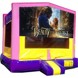 (C) Beauty and the Beast Moonwalk