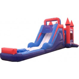 (B) Bounce N Slide combo (Wet or Dry)