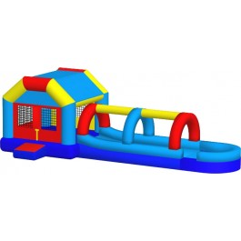 (A) Slip N Dip Bounce