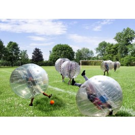 (D) Bubble Ball / Bubble Soccer