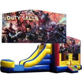 (C) Duty Calls Bounce Slide combo (Wet or Dry)