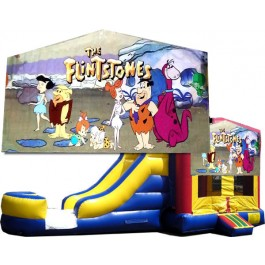 (C) Flintstones Bounce Slide combo (Wet or Dry)