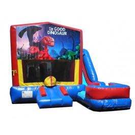 (C) Good Dinosaur 7n1 Bounce Slide combo (Wet or Dry)