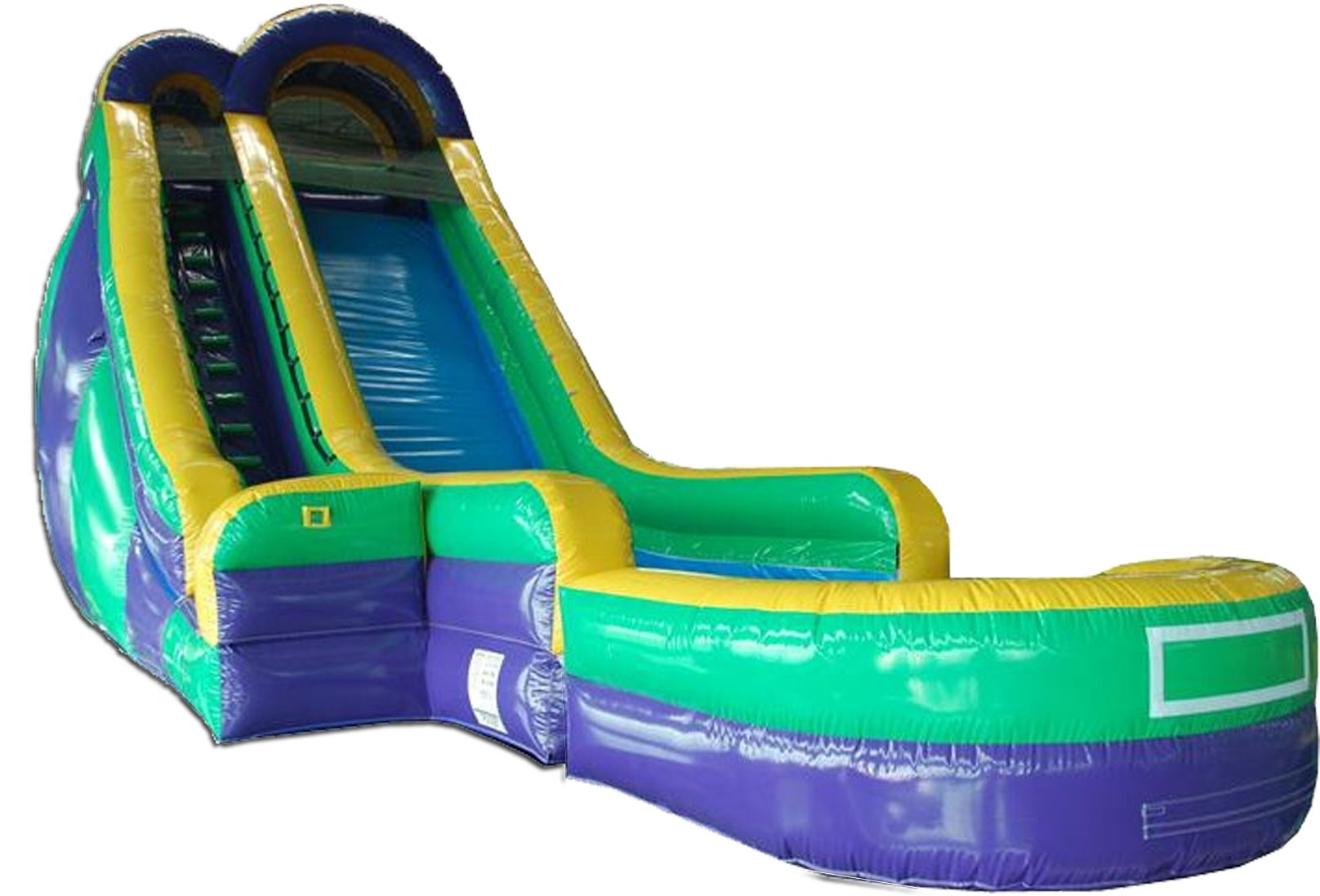 (B) 24ft Screamer Wet/Dry Slide