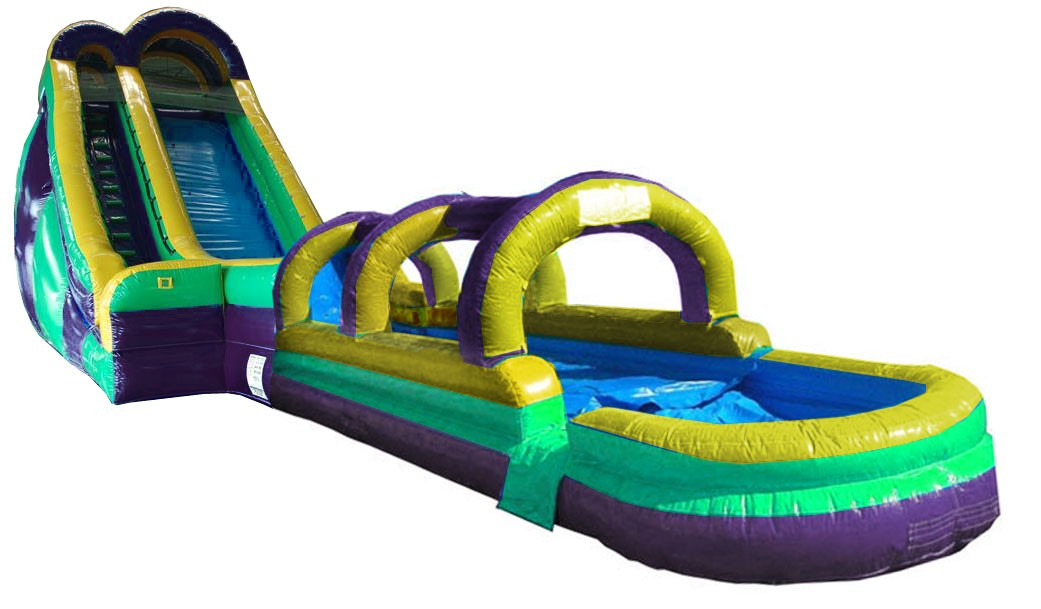 (D) 24ft Giant Slip N Dip (3pc)