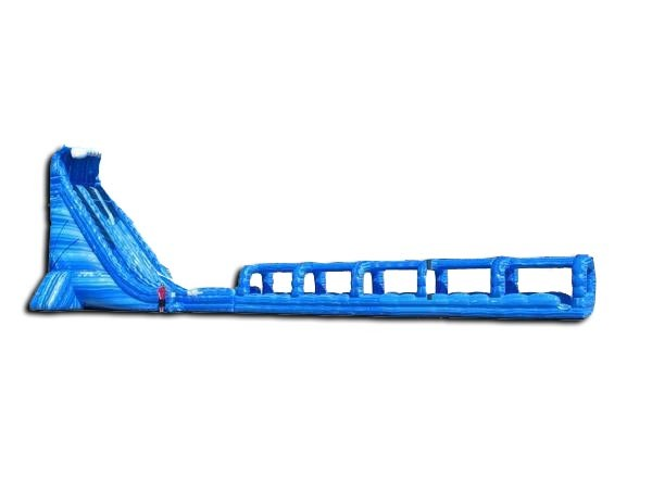 (D) 36ft Blue Crush Water Slide