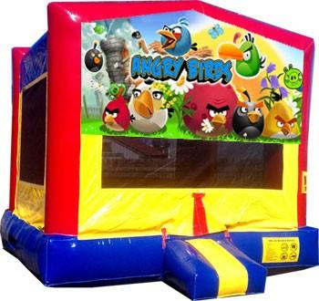 (C) Angry Birds Moonwalk