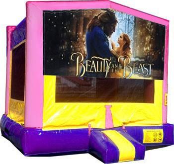 (C) Beauty and the Beast Moonwalk