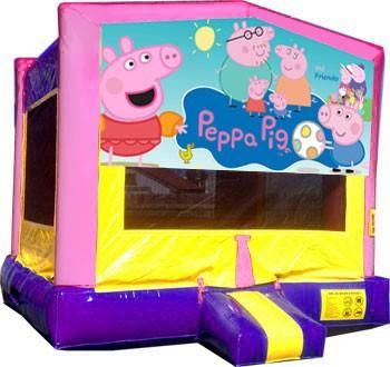 (C) Peppa Pig Moonwalk