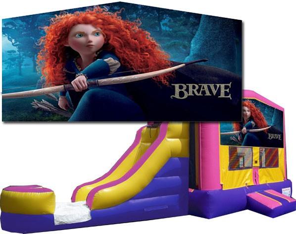 (C) Brave Bounce Slide combo (Wet or Dry)