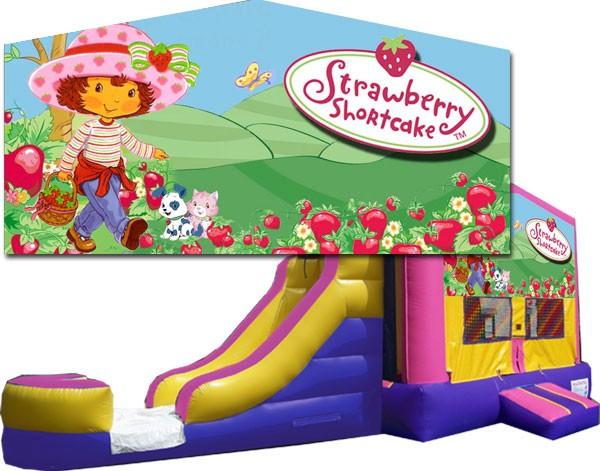 (C) Strawberry Shortcake Bounce Slide combo (Wet or Dry)
