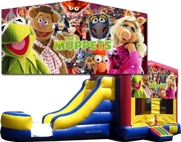 (C) Muppets 2 Lane combo (Wet or Dry)