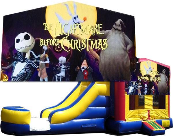 (C) Nightmare Before Christmas 2 Lane combo (Wet or Dry)