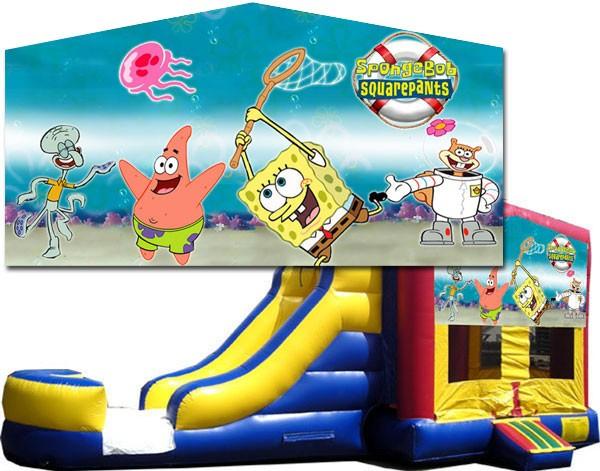 (C) Sponge Bob 2 Lane combo (Wet or Dry)