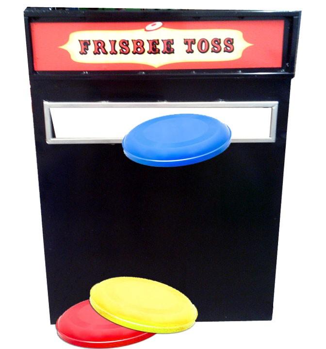 (A) Frisbee Toss Game