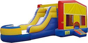 (A1) Modular Bounce Slide combo (Wet or Dry)