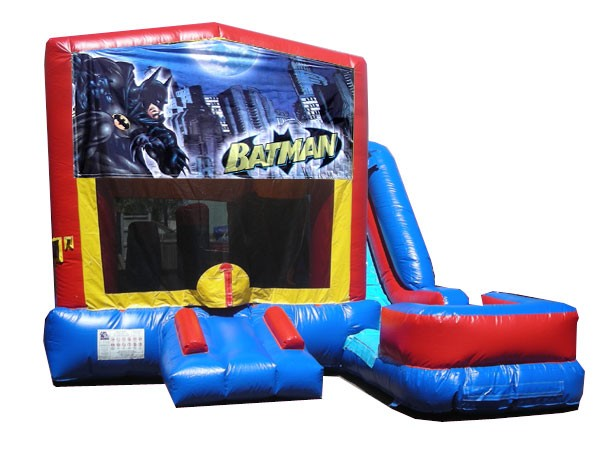 (C) Batman 7N1 Bounce Slide combo (Wet or Dry)