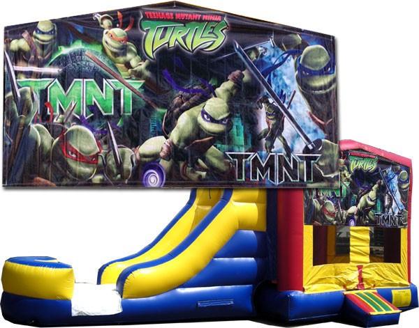 (C) Teenage Mutant Ninja Turtles (TMNT) Bounce Slide combo (Wet or Dry)