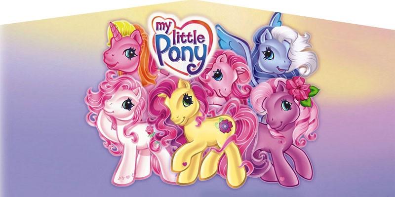 pony moonwalk