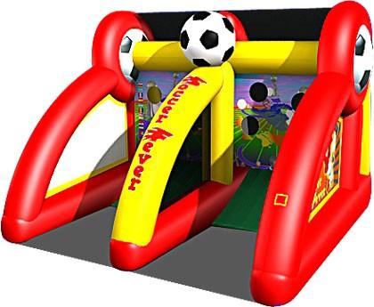 (B) Soccer Kick