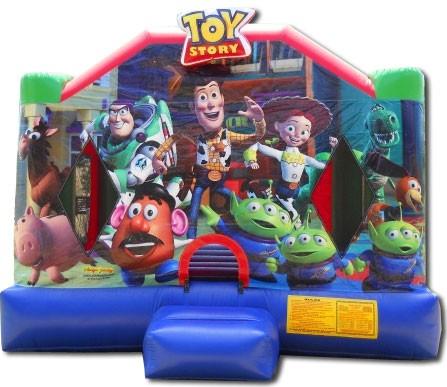 (C) Toy Story Moonwalk