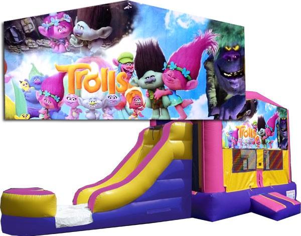 (C) Trolls Bounce Slide combo (Wet or Dry)
