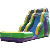 (B) 24ft Wave Water Slide
