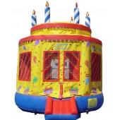 (B) Birthday Cake Moonwalk