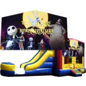 (C) Nightmare Before Christmas  Bounce Slide combo (Wet or Dry)