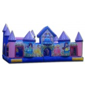 (A1) Disney Princess Toddler Playhouse