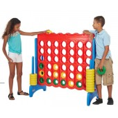 (A) Giant Connect 4 Game