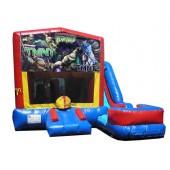 (C) Teenage Mutant Ninja Turtles (TMNT) 7n1 Bounce Slide combo (Wet or Dry)