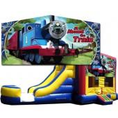 (C) Train Bounce Slide combo (Wet or Dry)