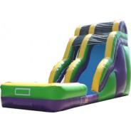 (B) 20ft Wave Water Slide