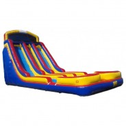 (C) 24ft Twin Torpedo Wet/Dry Slide
