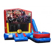 (C) Duty Calls Army 7n1 Bounce Slide combo (Wet or Dry)
