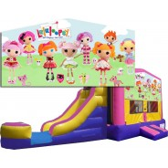 (C) Lalaloopsy Bounce Slide combo (Wet or Dry)