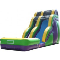 (B) 20ft Wave Water Slide