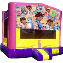 (C) Doc McStuffins Moonwalk