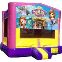 (C) Sofia the First Moonwalk