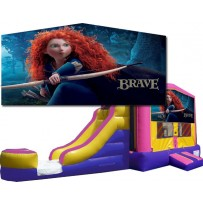 (C) Brave Bounce Slide combo (Wet or Dry)