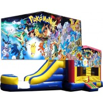 (C) Pokemon Bounce Slide combo (Wet or Dry)