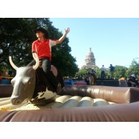 (D) Mechanical Bull