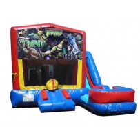 (C) Teenage Mutant Ninja Turtles (TMNT) 7n1 Bounce Slide combo (Wet or Dry)