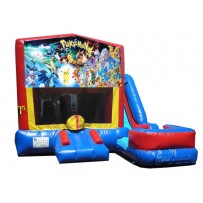 (C) Pokemon 7N1 Bounce Slide combo (Wet or Dry)